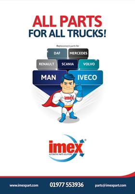 DAF, Mercedes, Renault, Scania, Volvo, MAN, Iveco trucks