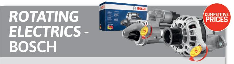 Bosch Rotating Electrics