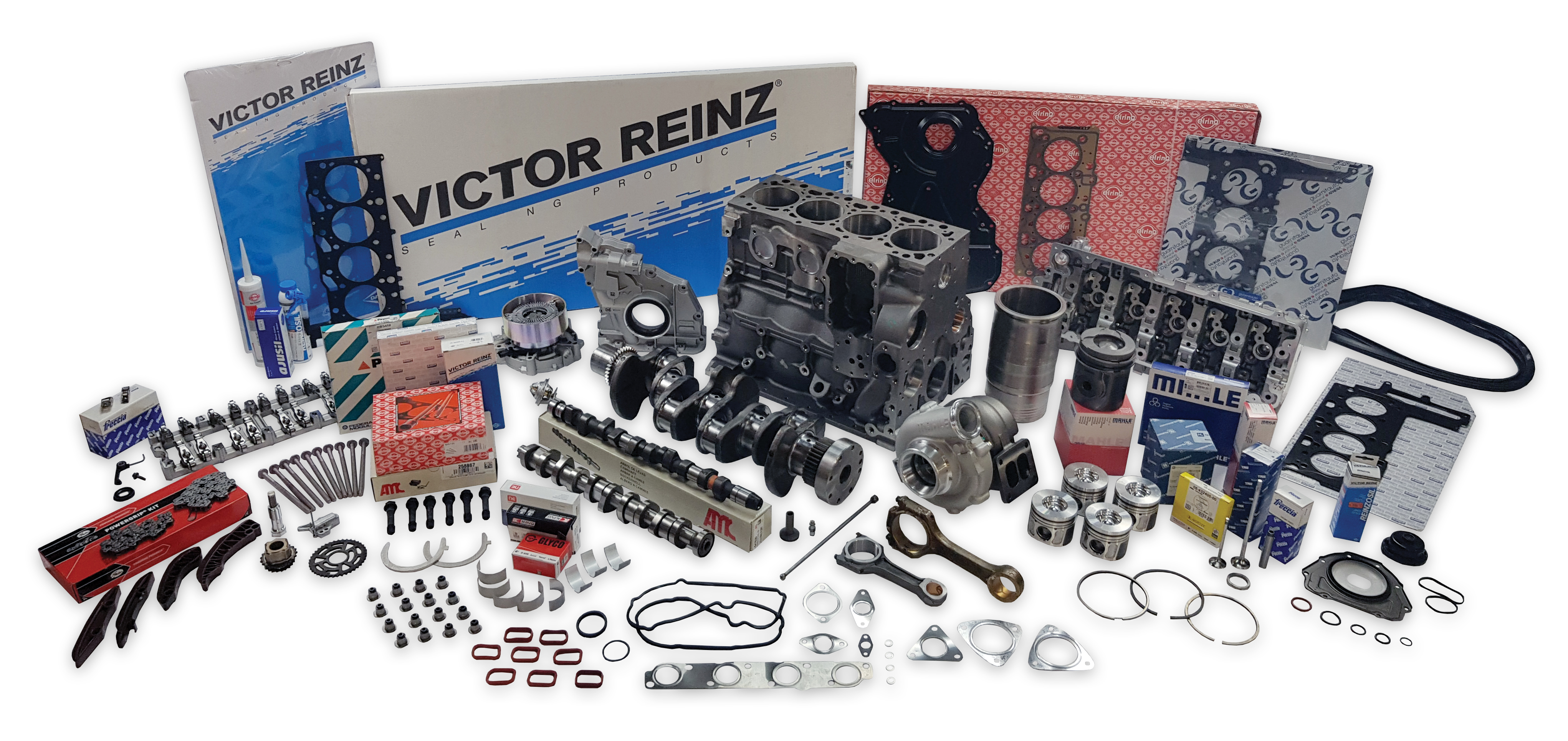 ENGINE PARTS for All Engines - Imexpart Limited