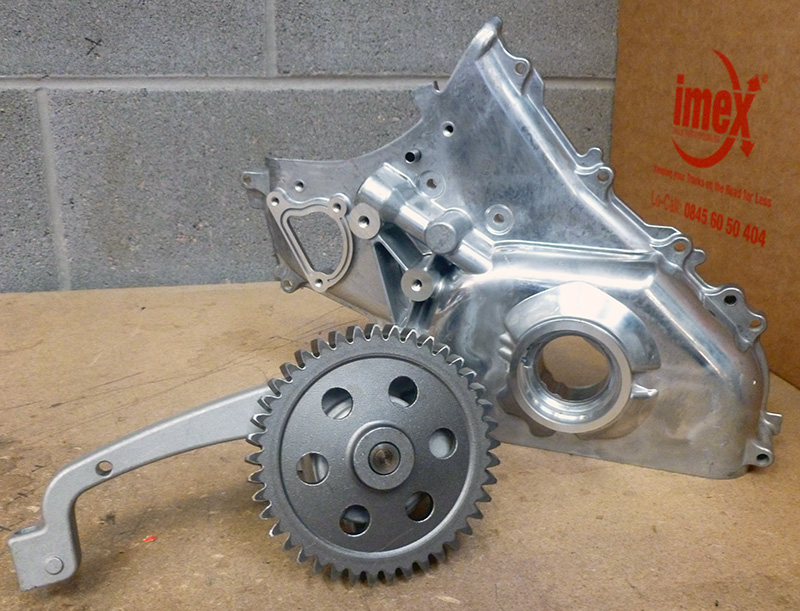 Oil Pumps for VW/Audi and Nissan engines!