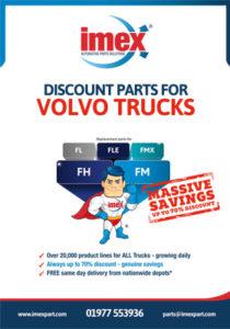 Parts for Volvo Trucks
