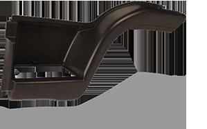 Bumper, Step Panels & Mirrors