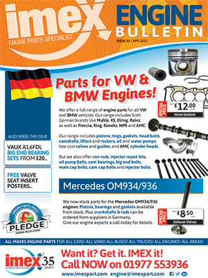 Engine Parts Catalogues