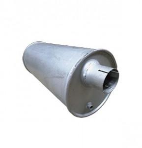 eurocargo silencer box