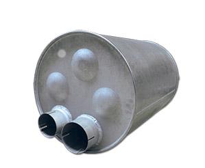 Exhaust Silencer Box